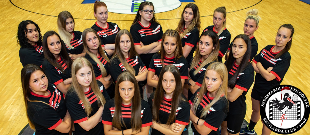 Üdvözöljük a Szekszárdi Fekete Gólyák Kézilabda Club hivatalos honlapján!